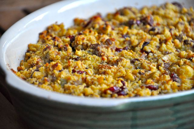Fall Feast, Part I – Sausage Cornbread Stuffing | Livin ...