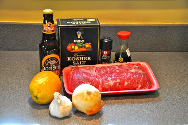 Easy Beer-Marinated Beef Fajitas | Making Life Delicious | Livin' The ...