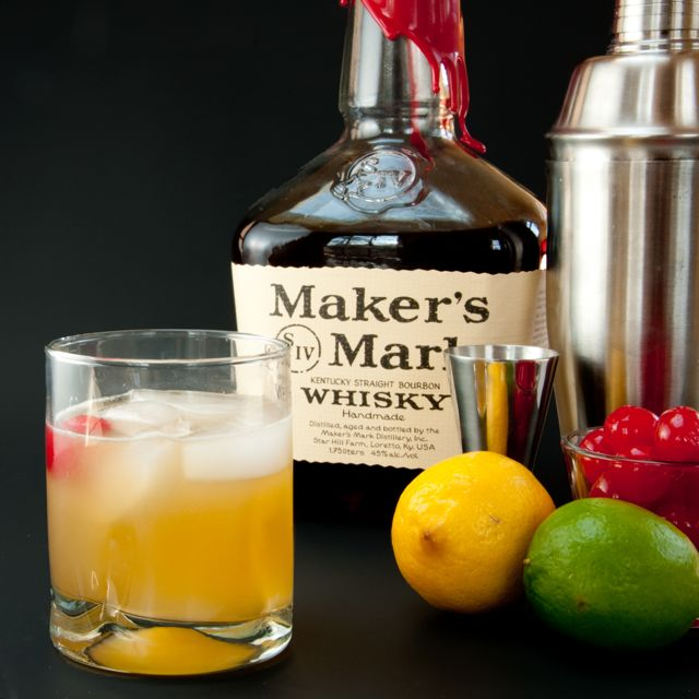 Oma's Classic Whisky Sour | Making Life Delicious | Livin' The Pie ...