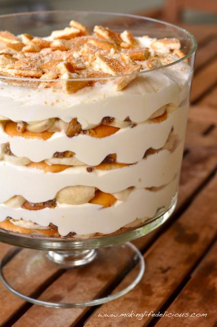 World's Best Banana Pudding | Livin' The Pie Life | Livin ...