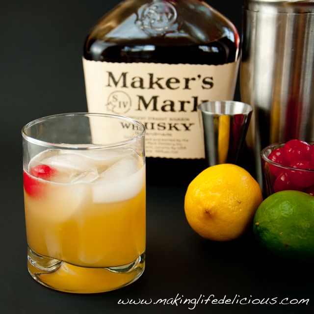 Whisky Sour Header