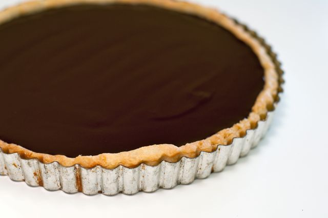 Chocolate Ganache Tart…As You Like It | Making Life Delicious ...