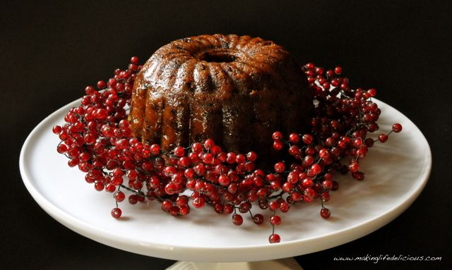 Plum Cake Recipe In English: Time To Make Your Christmas Plum Pudding