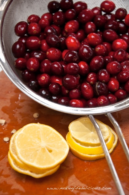 Cranberries and Lemon w Watermark